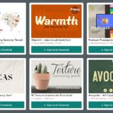 【期間限定】Creative Market 今週の無料素材、6個のデザイン素材が無料でダウンロードできるのは #ナイショ。(2021年04月第5週)