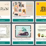 【期間限定】Creative Market 今週の無料素材、6個のデザイン素材が無料でダウンロードできるのは #ナイショ。(2021年05月第3週)