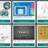 【期間限定】Creative Market 今週の無料素材、6個のデザイン素材が無料でダウンロードできるのは #ナイショ。(2021年07月第3週)