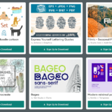 【期間限定】Creative Market 今週の無料素材、6個のデザイン素材が無料でダウンロードできるのは #ナイショ。(2021年07月第4週)