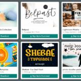 【期間限定】Creative Market 今週の無料素材、6個のデザイン素材が無料でダウンロードできるのは #ナイショ。(2021年10月第3週)