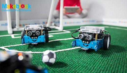 サンワサプライが、初めてのプログラミング学習に最適な教育用組み立てロボットキット「mBot」を発売しました。