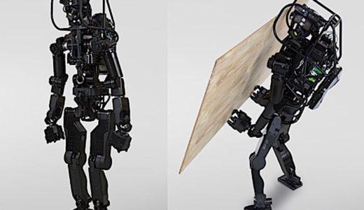 国立研究開発法人 産業技術総合研究所(産総研)、人間の重労働作業や危険な環境での作業を自律的に代替することを目指した人間型ロボットの試作機HRP-5Pを開発したのは #ナイショ。