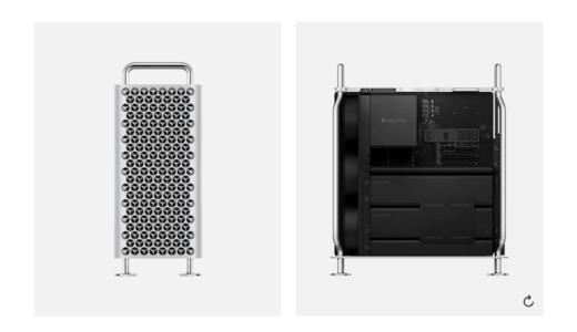 Apple、WWDC 2019 で、新型Mac Pro 発表されたのは #ナイショ。