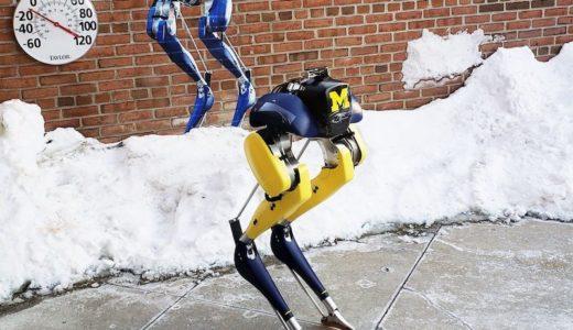 鳥足二足歩行ロボットCassie(キャシー)、マイナス50℃という極寒環境でもバッテリーへの影響なかったのに、なぜそれが可能だったのかは不明という #悲劇。