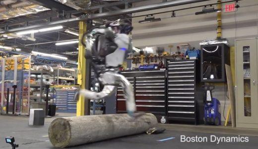 ボストン・ダイナミクスのヒト型ロボット、今度は「パルクール」に挑んだのは #ナイショ。